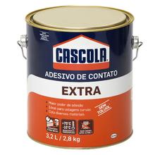 Adesivo de Contato Extra 2,8Kg Cascola