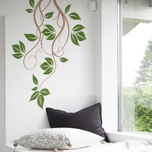 Adesivo Decorativo Amazônia Verde 60x120cm