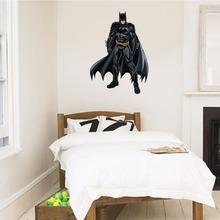 Adesivo Decorativo Batman Preto 60x90cm