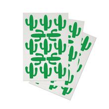 Adesivo Decorativo Cacto 20x30cm Verde