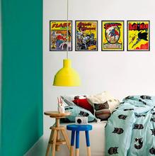 Adesivo Decorativo DC Covers Colorido 60x90cm