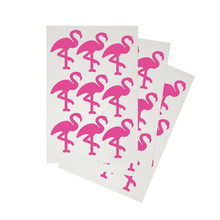 Adesivo Decorativo Flamingo 20x30cm Rosa