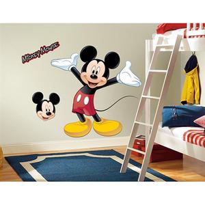 Adesivo Decorativo Mickey Colorido 93x93,5cm