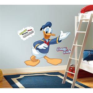 Adesivo Decorativo Pato Donald Colorido 99x94cm