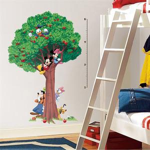 Adesivo Decorativo Turma do Mickey Colorido 100x153cm