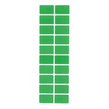 Adesivo Dupla Face de Massa Acrílica para Quadro Verde 1kg Adere 20 peças