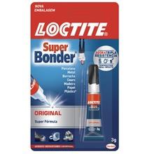 Adesivo Instantâno Super Bonder Henkel 3g