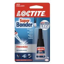 Adesivo Instantâno Super Bonder Henkel 5g