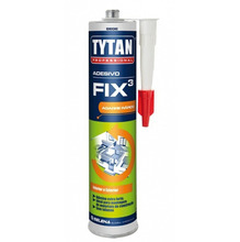 Adesivo Multiuso de Montagem Fix2 Tytan 355g