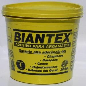 Adesivo Para Argamassa e Chapisco 1 kg Biantex