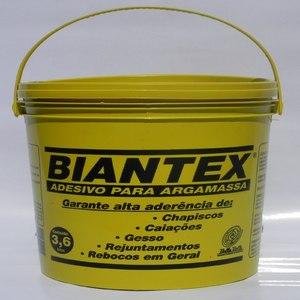 Adesivo Para Argamassa e Chapisco 3,6 kg Biantex