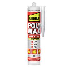 Adesivo Poly Max Transparente 300g UHU