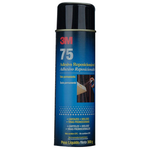 Adesivo Spray 75 Reposicionável 300g 3M