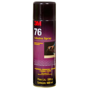 Adesivo Spray 76 3M 330g
