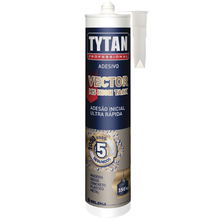 Adesivo Selante Tytan MS Vector 420gr branco High Tack 350kgf/m²