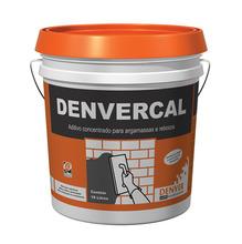 Aditivo Concentrado para Adição em Argamassas de Assentamento e Reboco Denvercal 18Lts Denver