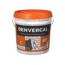 Aditivo Concentrado para Adição em Argamassas de Assentamento e Reboco Denvercal 3,6Lts Denver