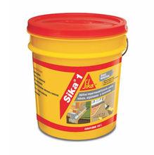 Aditivo Impermeabilizante Amarelo Creme p/Argamassa Concreto Balde 18L