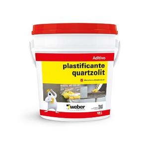 Aditivo Plastificante 18L Quartzolit