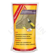 Aditivo Plastificante Sikanol Alvenaria Frasco 1L Sika