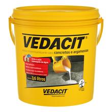 Aditivo Redutor de Permeabilidade 3,6L Vedacit