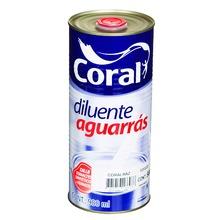 Aguarrás 0,9L - Coral
