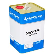 Aguarrás 18L - Sayerlack