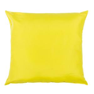 Almofada Fibra Amarela 50x50cm