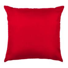Almofada Fibra Vermelha 50x50cm