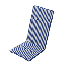 Almofada Jardim Poliéster Stripes Azul 49x120cm