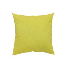 Almofada Jardim Tecido Hidrorepelente Amarelo 45x45cm