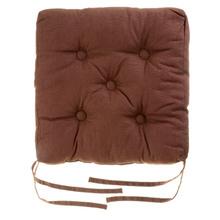 Almofada para Assento Cléa Marrom 40x40cm