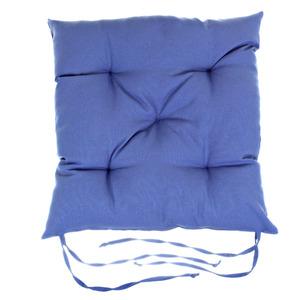 Almofada para Assento Roma Azul 43x43cm