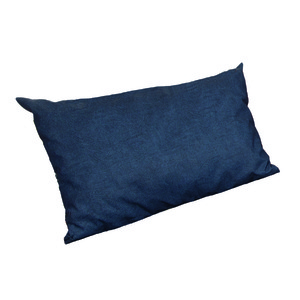 Almofada para Jardim Algodão/Poliéster Mistral Encosto Acquablock 50x50cm lisa Azul Butzke