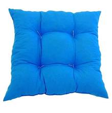 Almofada Pespontos Azul Royal 45x45cm