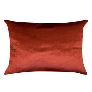 Almofada Veludo Vermelha 40x60cm