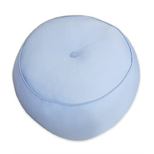 Almofadão Botão Azul Comfort Zone 50cm