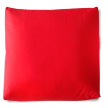 Almofadão Vermelho 60x60cm