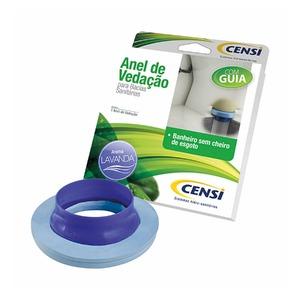 Anel de Vedação Vaso Sanitário Com guia para bacias sanitárias Censi