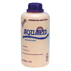 Antiespuma Líquido sem Cloro 1L Aqualid