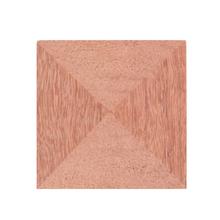 Aplique Cedro Arana 7x1,5cm Fema