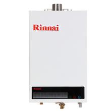 Aquecedor de Água a Gás GLP 12L/min Branco REU 1002 FEH Rinnai