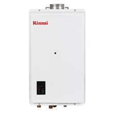 Aquecedor de Água a Gás GLP 32,5L/min Branco REU2402 FEH Rinnai