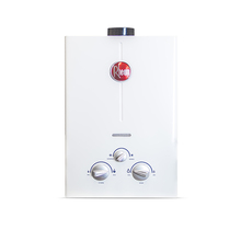 Aquecedor de Água a Gás GLP 7L/min Branco 07NVP Rheem