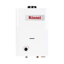 Aquecedor de Água a Gás GN 7,5L/min Branco M07-BP Rinnai