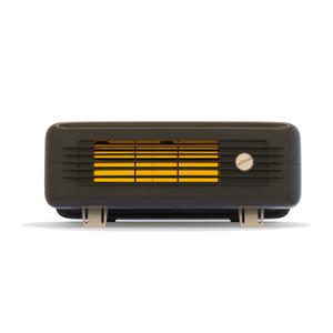 Aquecedor de Ambientes Termoventilador 127V (110V) Preto Stang Anodilar