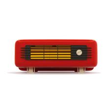 Aquecedor de Ambientes Termoventilador 127V (110V) Vermelho Stang Anodilar