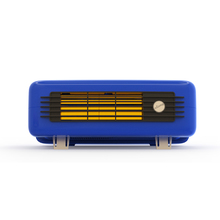 Aquecedor de Ambientes Termoventilador 250V (220V) Azul Stang Anodilar