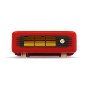 Aquecedor de Ambientes Termoventilador 250V (220V) Vermelho Stang Anodilar