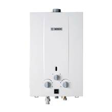 Aquecedor de Passagem a Gás GLP 7,5 L/min Branco Therm 1000F Bosch